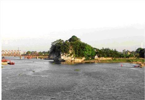 Núi Dục Thúy ở Ninh Bình