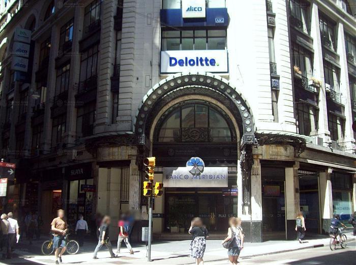 Deloitte co edificio peron buenos aires for Oficinas deloitte