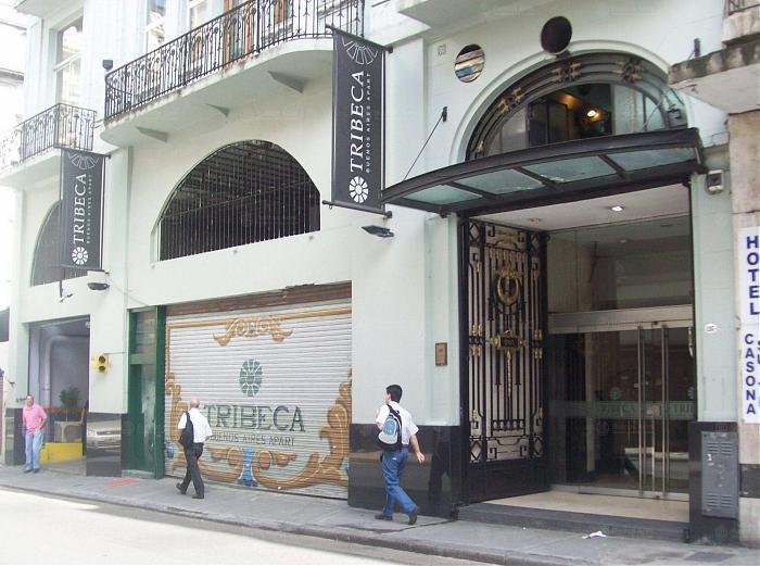 hotel tribeca buenos aires: