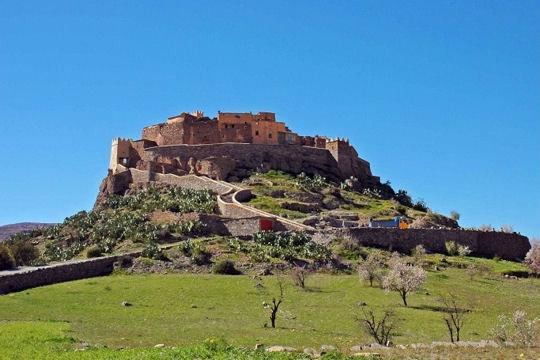 Museum architecture Berbere Amazigh Chleuh 36_big