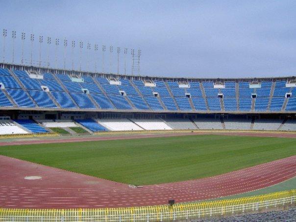 Stade du 5 juillet 1962 wilaya d 39 alger for Piscine du 5 juillet alger