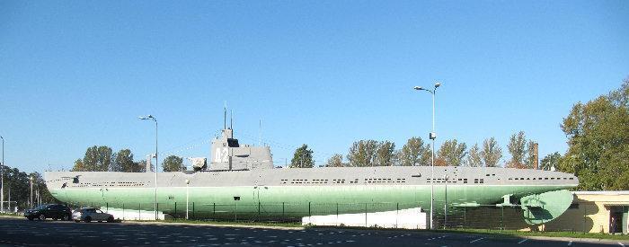 подводная лодка шкиперский