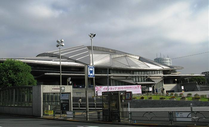 東京体育館 メインアリーナ - 東...