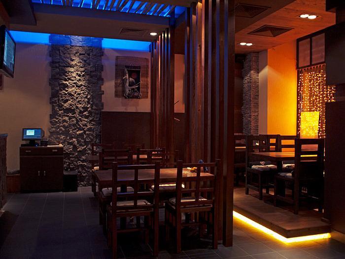Atsumari japanese restaurant (moscow)