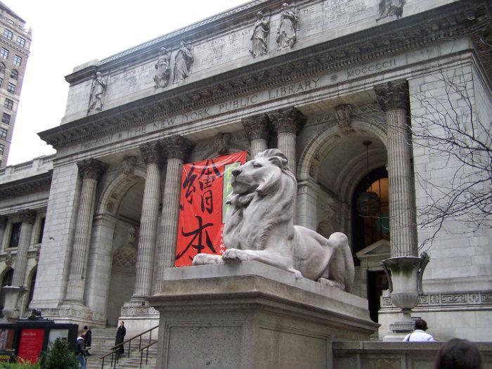Картинки по запросу нью-йоркская публичная библиотека фото