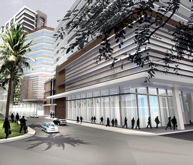 Glorietta 1 corporate center makati - Bank of the philippine islands head office ...