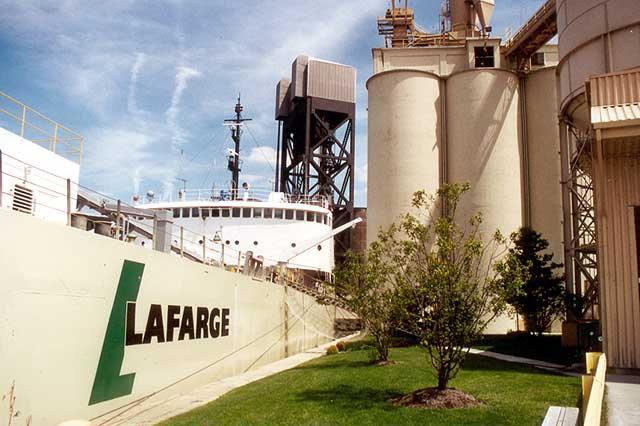 New York Cement Plants : Lafarge cement buffalo new york
