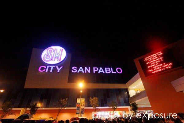Sm City San Pablo Main Building