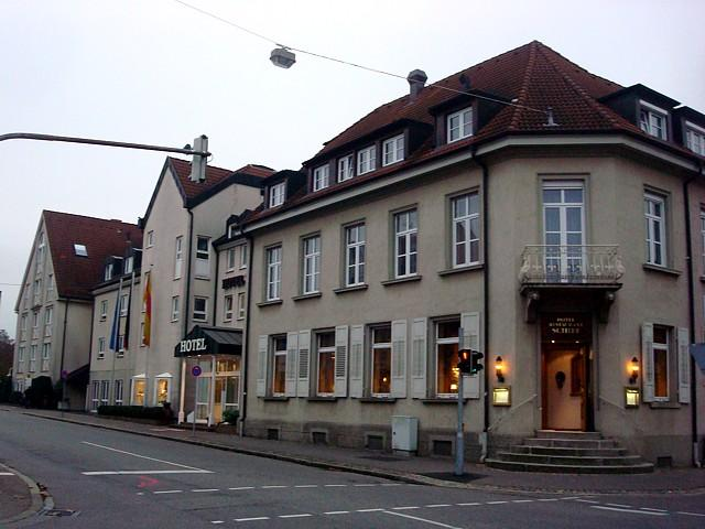 Hotel Zum Schiff Basler Landstra E 35 37