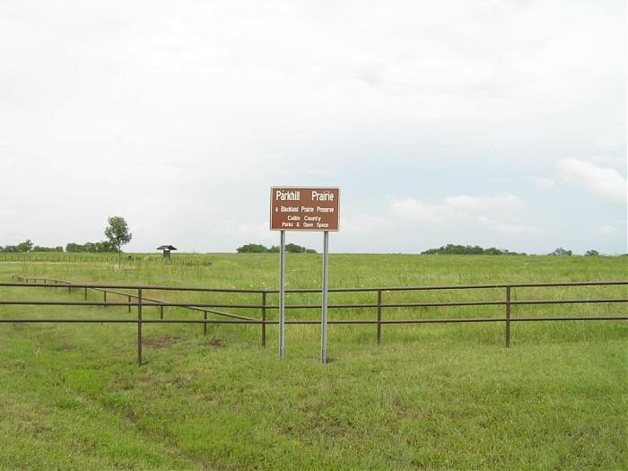 Park hill prairie