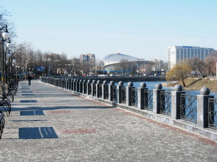 город белгород покажи по картинки улица набережная фото голых молодых