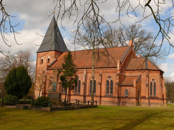 Kirche Moorrege
