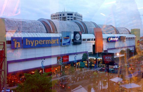btc bandung centro commerciale