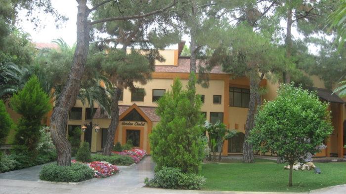 Garden Chalet Building - Göynük