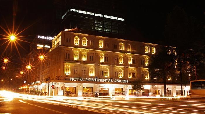 Khách sạn Continential Sài Gòn