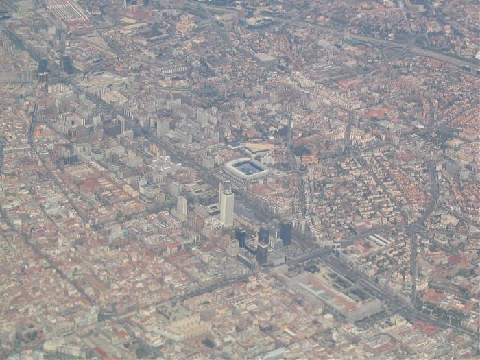 Distrito de chamart n 5 madrid for Distrito ciudad jardin
