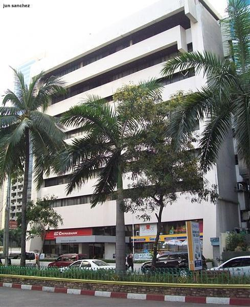 Padilla building pasig - Bank of the philippine islands head office ...