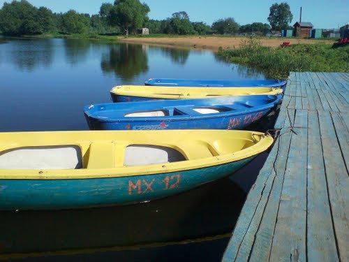 станция лодок