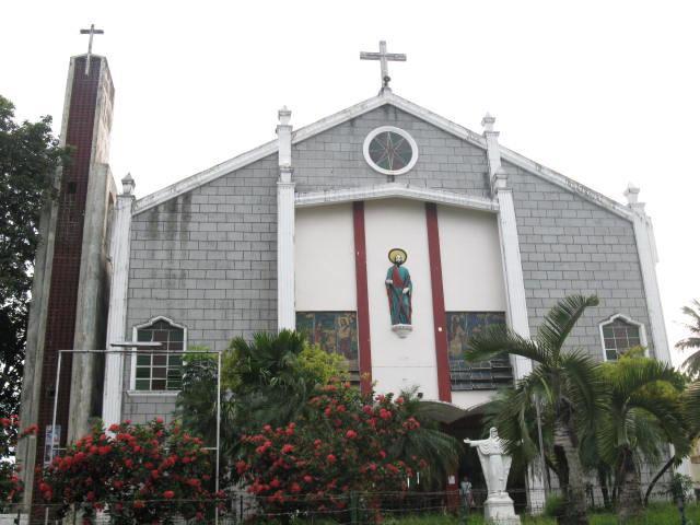 Saint Andrew The Apostle Parish Church Norzagaray