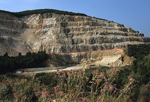 Gavorrano Italy  City pictures : Parco Minerario Naturalistico di Gavorrano Teatro delle Rocce
