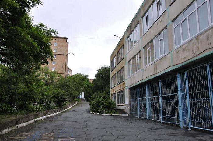 Средняя школа № 58 владивосток