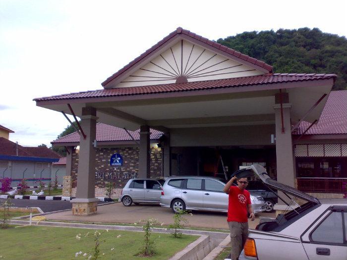 Kangar Malaysia  City pictures : Hotel Sri Malaysia Kangar