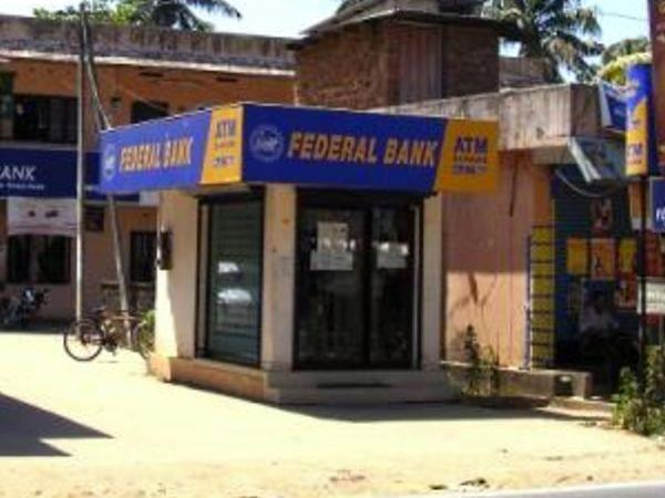 Federal Bank Atm