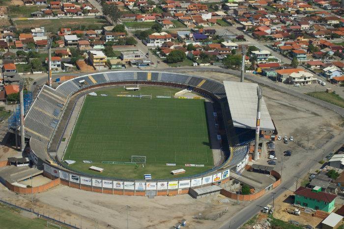 Estádio Aderbal Ramos da Silva (Estádio da Ressacada) - Avaí ...