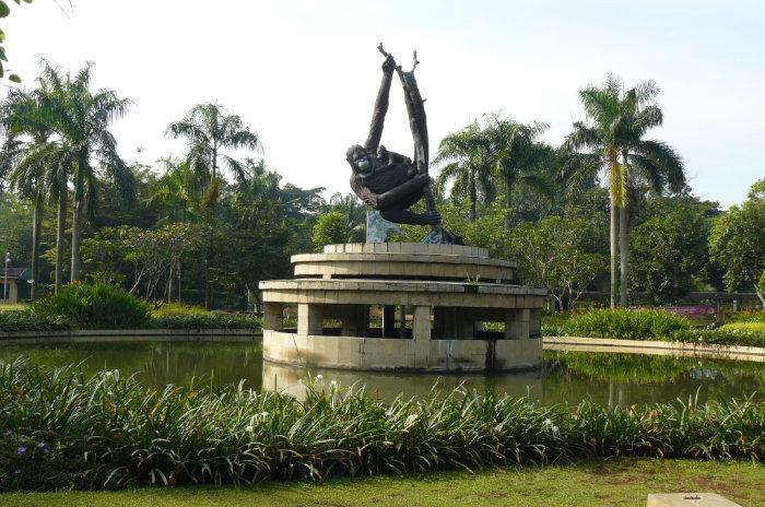 Sentral Area Taman Margasatwa Ragunan - Jakarta | park ...