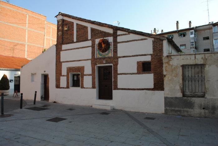 Casa museo andr s torrej n m stoles - Casas en mostoles ...