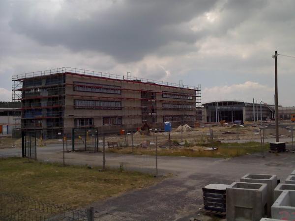 Neues Stra Enbahndepot Braunschweig
