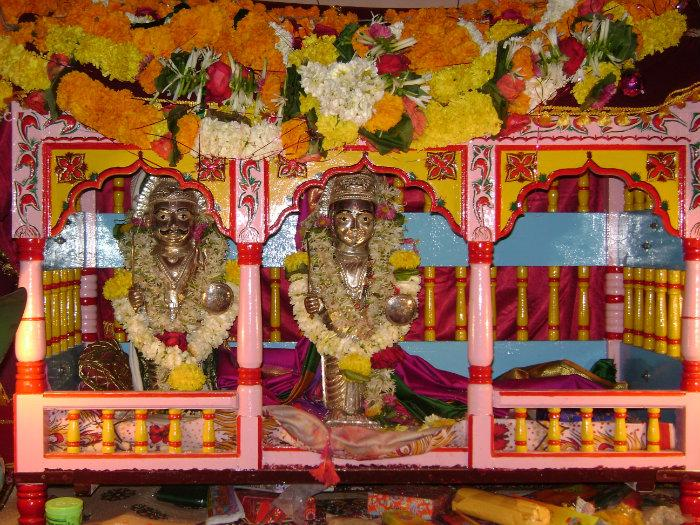CHANDIKA / BAJI Mandir ( Gaon devi Temple ) Vaderu ( East ...
