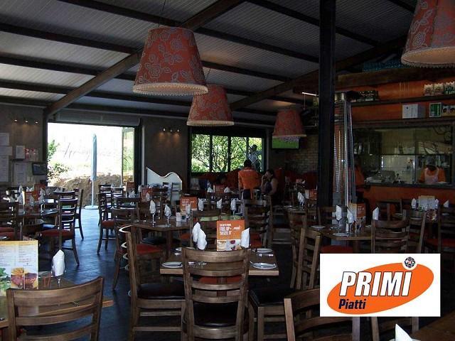 Primi piatti paarl restaurant for Piatti ristorante