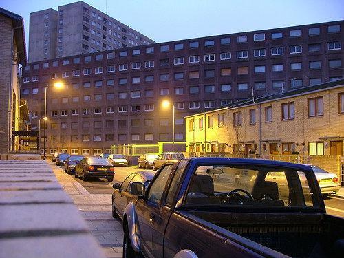 Used Car Dealers London >> Stonebridge Park Estate - London