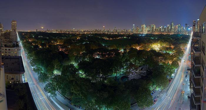 Central Park New York City New York