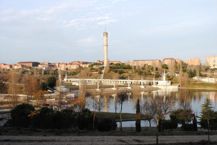 Parque central de tres cantos tres cantos - Aticos en tres cantos ...