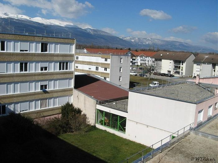 Robert schuman hostel st genis pouilly for Comcode postal saint genis pouilly