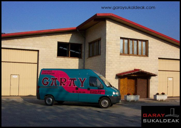 Muebles de Cocina Garay Sukaldeak  Zarautz