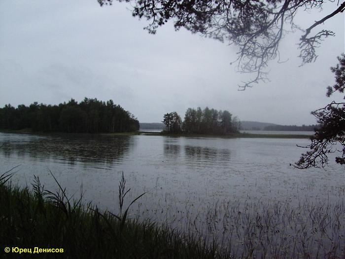 Озеро пюхяярви карта - 58d76
