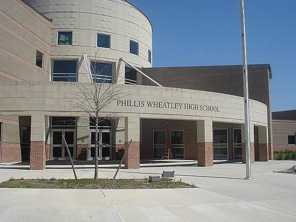 Wheatley High School Houston Texas