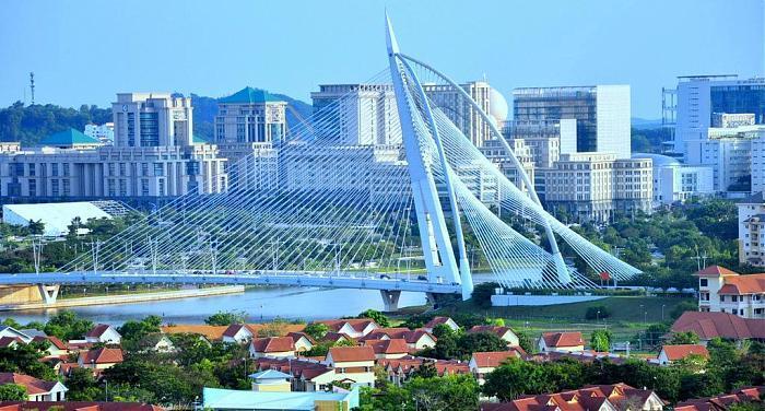 Kết quả hình ảnh cho Cầu Seri Wawasan