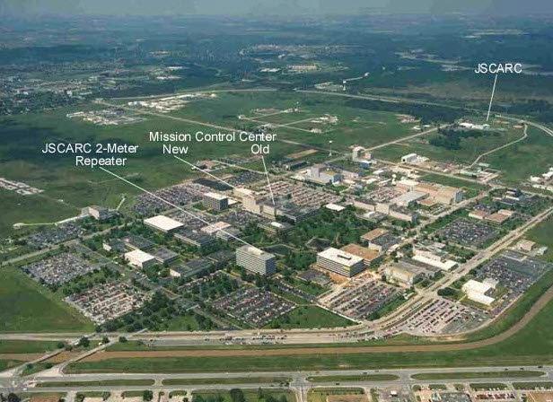 Johnson Space Center (NASA) - Houston, Texas