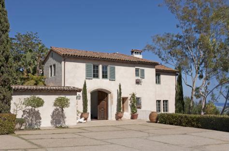 Michael Douglas Residence Former Celebrity Home