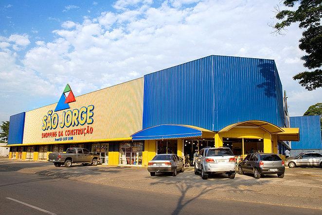 S U00e3o Jorge - Shopping Da Constru U00e7 U00e3o