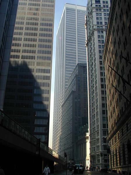 One Liberty Plaza New York City New York