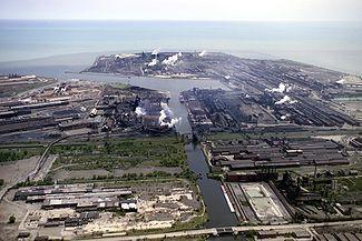 Indiana Harbor Works Arcelormittal
