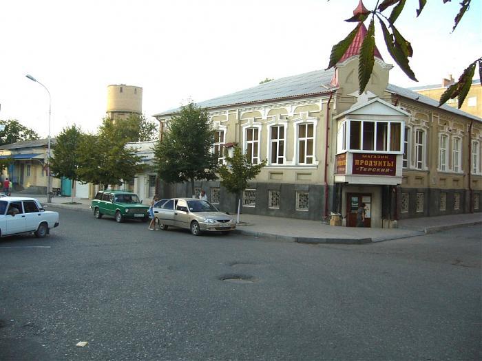 фото города моздока