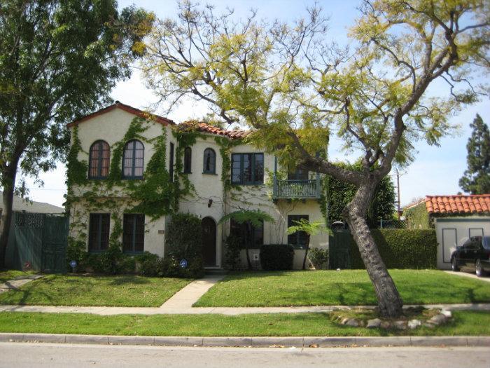 Modern family location los angeles california