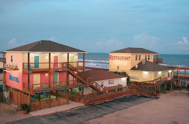Surfside Beach Texas Restaurants