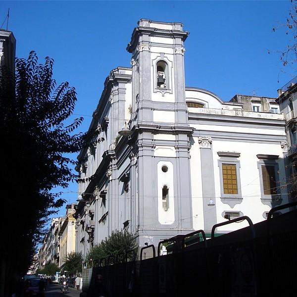 Chiesa Di San Giorgio Maggiore Napoli Chiesa
